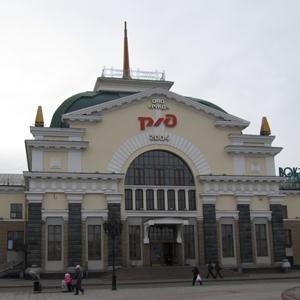 Железнодорожные вокзалы Чиколы